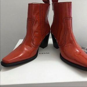Ganni Shoes - Boots